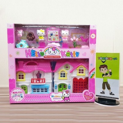 Kitty Mini Doll House
