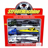 Street Machine Truck 3-Pack