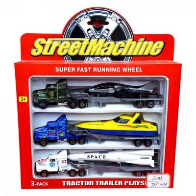 Street Machine Truck 3-Pack