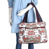 Women's Canvas Handbag Multi Design