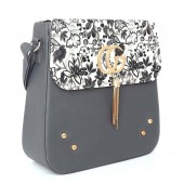 Ladies Shoulder Artificial Leather Bags in 3 Colors