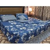 Blue Color 7pc Comforter Set