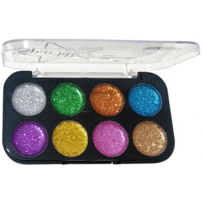 Sparkling Gel Glitter Eye Shadow 8 Colors