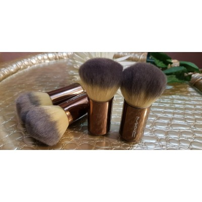 MAC Kabuki Makeup Brush Pack Of 2