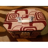 Beauty Box Brown Pattern