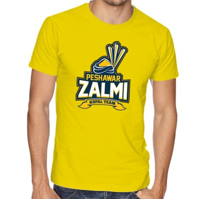 PSL Peshawar Zalmi Shirts For Men