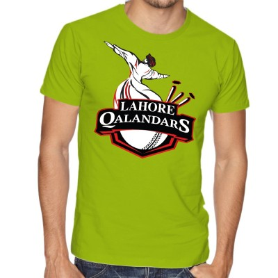 PSL Lahore Qalandars T-Shirt For Men