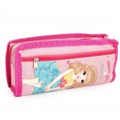 Sweet Girl Pencil Pouch - Stationery