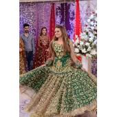 Bridal Chiffon & Net Premium Fabric