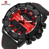 Navi Force Dual Time Black And Red Edition