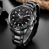 Navi force Dual Time Black Edition
